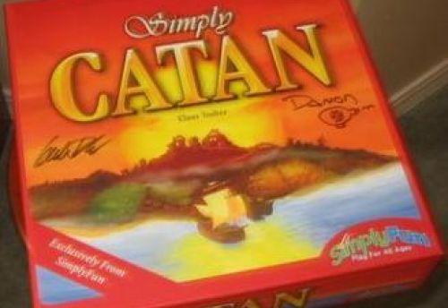 Simply Catan