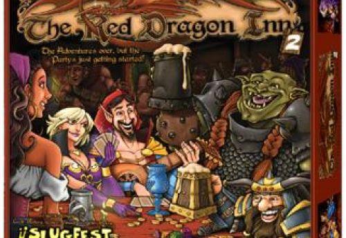The Red Dragon Inn II