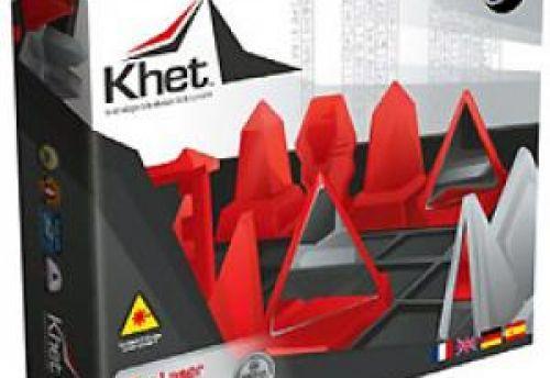 Khet - the laser game