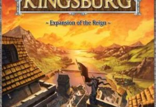 Kingsburg - Expansion of the Reign