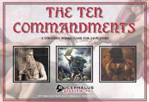 Top Ten: The Ten Commandments
