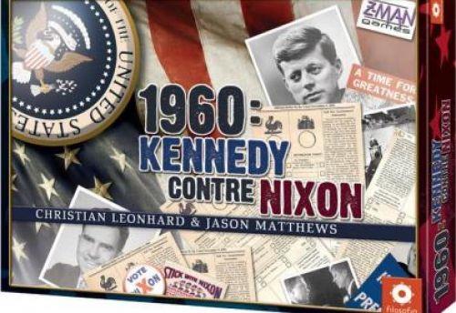 1960: Kennedy contre Nixon