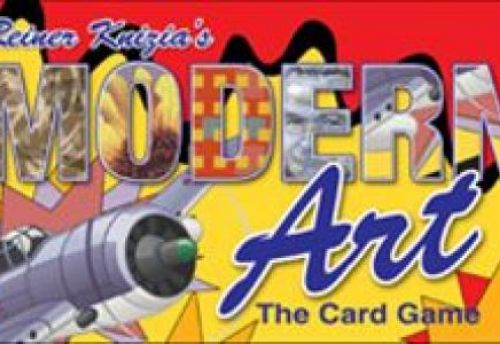 Modern art - The card game