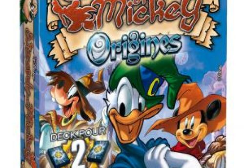 Wizards of Mickey - Origines
