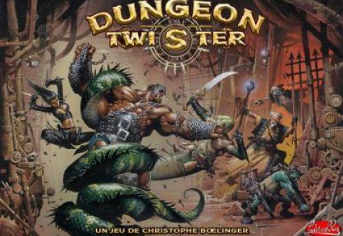 Dungeon Twister : prison
