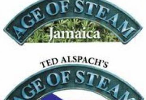 Age of Steam Expansion : Jamaica / Puerto Rico