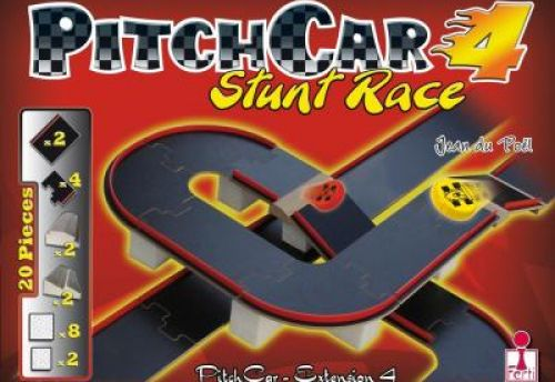 PitchCar : Extension n°4 Stunt Race