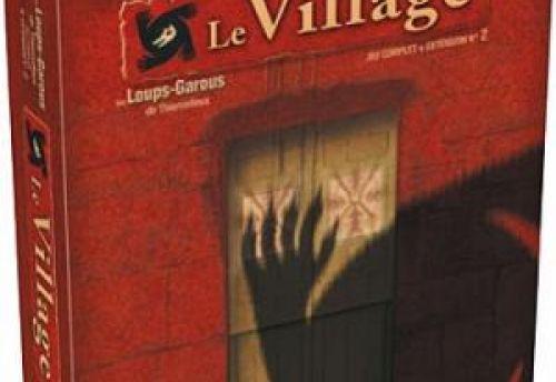 Les Loups-Garous de Thiercelieux - Le village