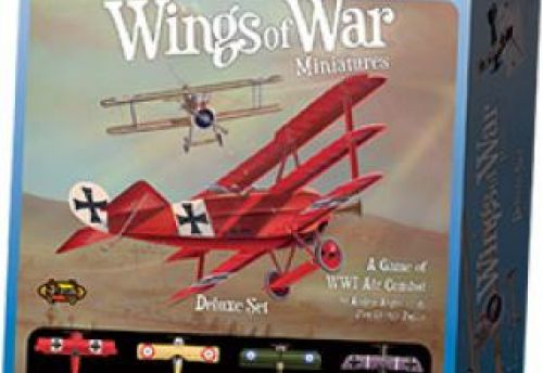 Wings of War : Miniatures - Deluxe Set