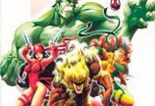 Marvel Heroclix