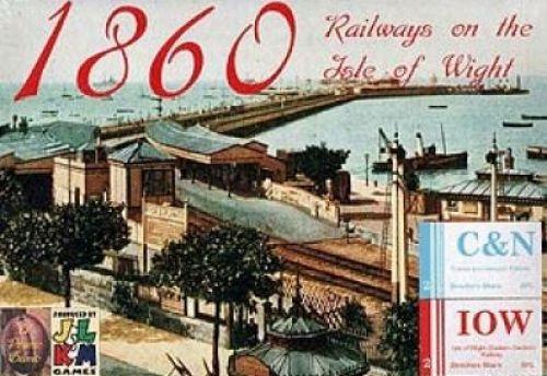 1860: Railways in the Isle of Wight