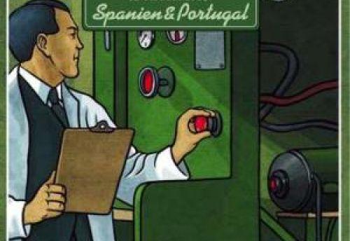 Funkenschlag - Erweiterung Brasilien/Spanien & Por