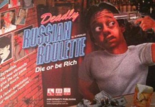 Deadly Russian Roulette: Die or Be Rich