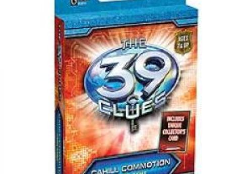 39 Clues : Cahill Commotion
