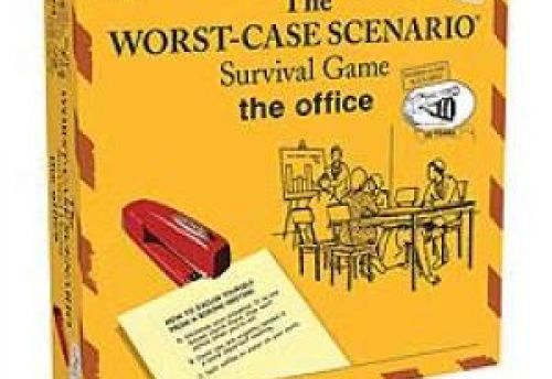 The Worst Case Scenario Survival Game : The Office