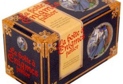 La boîte à Enigmes junior