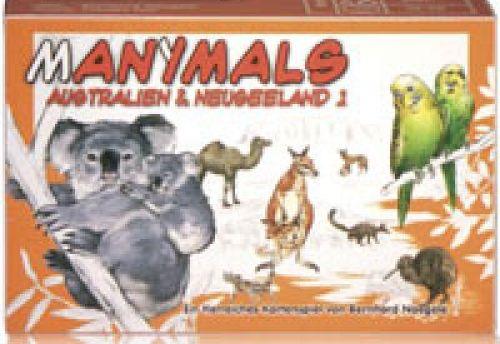 Manimals Australien & Neuseeland 1