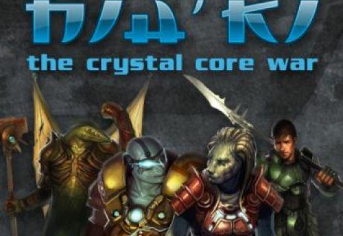 Nih'ki: The Crystal Core War