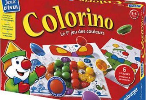 Colorino : Le 1er jeu des couleurs