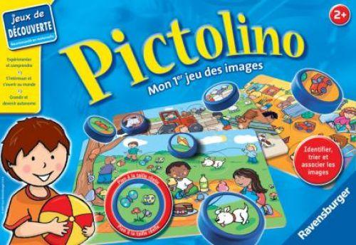 Pictolino : Le 1er jeu des images