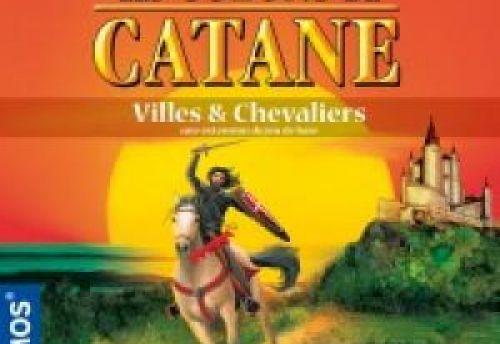 Les Colons de Catane - Villes et Chevaliers