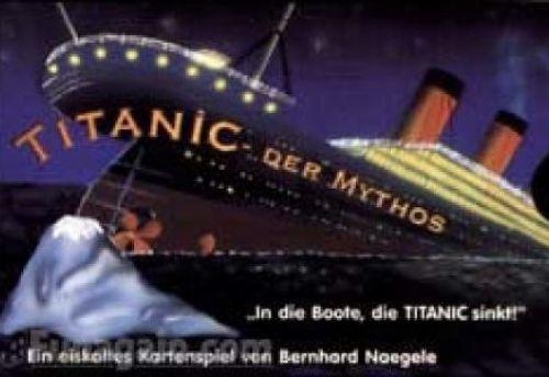 Titanic der Mythos
