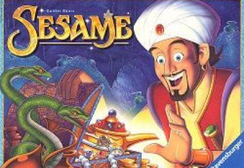Sesame / Ali Baba