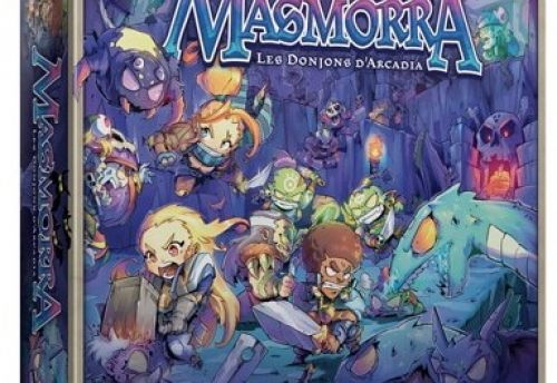 Masmorra : Donjon d'Arcadia