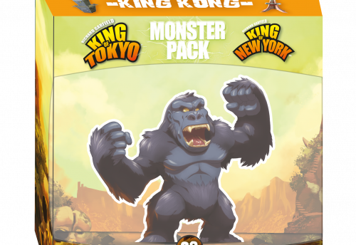 Monster Pack - King Kong