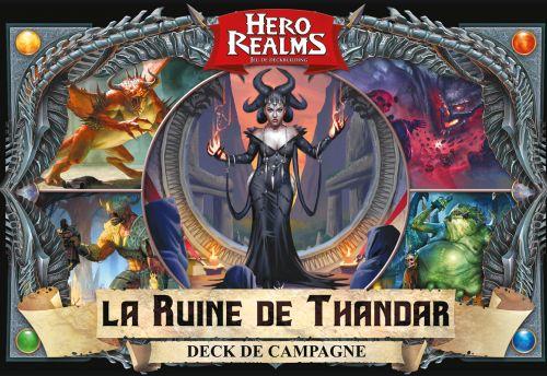 Hero Realms - Deck de Campagne :  La Ruine de Thandar