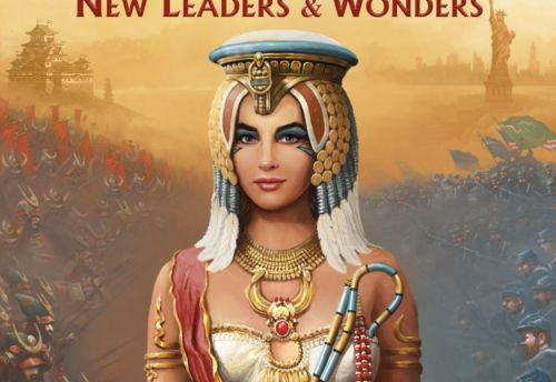 Through the Ages : New Leaders and Wonders