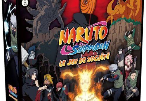 Naruto Shippuden: Le Jeu de Société