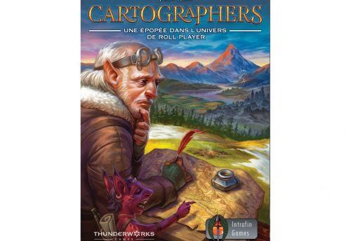 Cartographers: Une épopée dans l'univers de RollPlayer