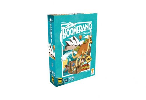 Boomerang : Australie