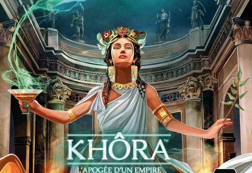 KHÔRA : L'Apogée d'un Empire