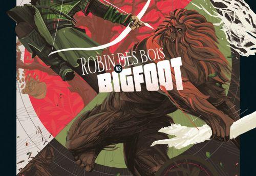 Unmatched : Robin des Bois vs. Bigfoot
