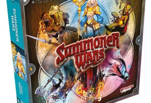 Summoner Wars (Seconde Edition) : Master Set