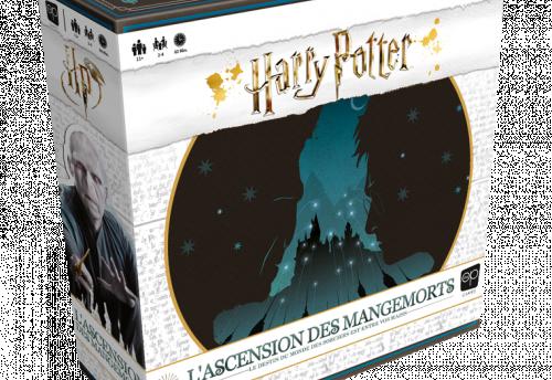 Harry Potter : L'Ascension des Mangemorts