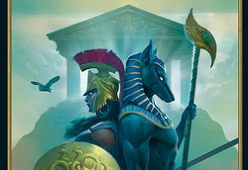 7 Wonders : Duel - Pantheon