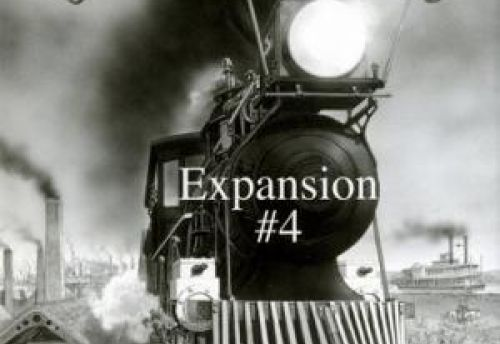 Age of Steam Expansion #4 - France and Italy