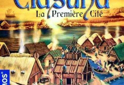 Elasund - La première cité