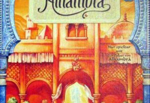 Der Palast von Alhambra : Die Gunst des Wesirs