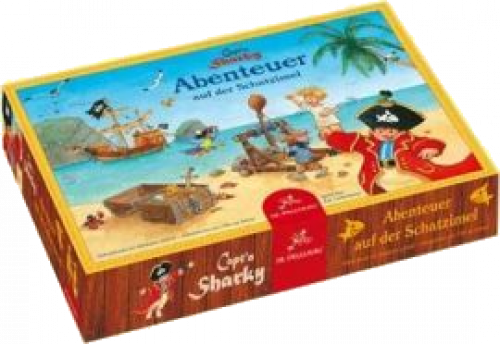 Abenteuer auf der Schatzinsel Capt'n Sharky