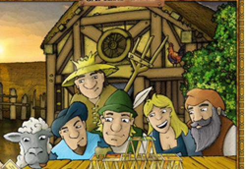 Agricola Gamer's Deck