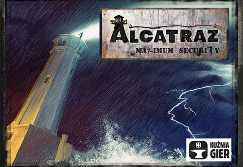 Alcatraz: The Scapegoat - Maximum Security