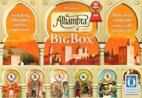Alhambra The big Box