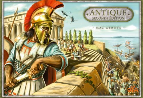 Antique: Second Edition