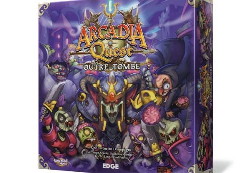 Arcadia Quest: Outre tombe