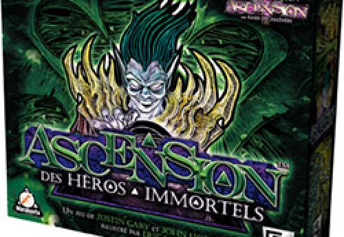 Ascension : des héros immortels
