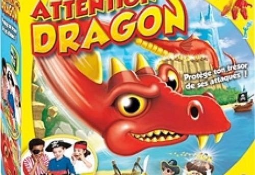 Attention dragon